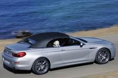 BMW 6 sērijas kabrioleta foto attēls 6