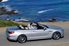 BMW 6 sērijas kabrioleta foto attēls 13