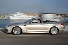 BMW 6 sērijas kabrioleta foto attēls 19