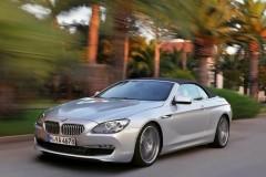 BMW 6 sērijas kabrioleta foto attēls 15