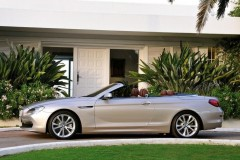 BMW 6 sērijas kabrioleta foto attēls 21