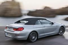 BMW 6 sērijas kabrioleta foto attēls 20