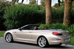 BMW 6 sērijas kabrioleta foto attēls 16