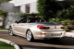 BMW 6 sērijas kabrioleta foto attēls 18
