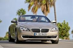 BMW 6 sērijas kabrioleta foto attēls 11