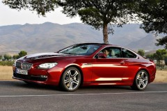 BMW 6 series coupe photo image 18