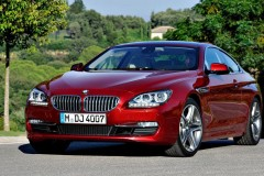 BMW 6 series coupe photo image 15