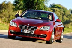 BMW 6 series coupe photo image 14