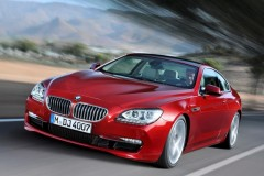 BMW 6 series coupe photo image 3