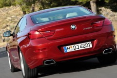 BMW 6 series coupe photo image 4