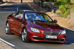 BMW 6 series coupe photo image 6