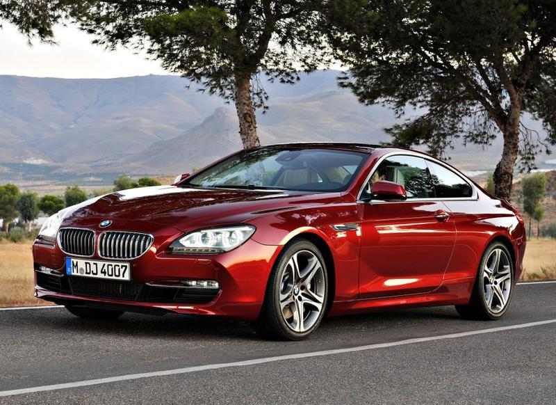 BMW 6 series 2011 photo image