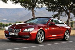 BMW 6 series coupe photo image 11