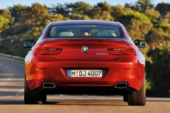 BMW 6 series coupe photo image 12