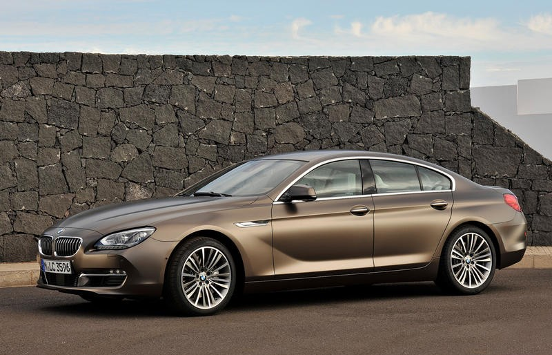 BMW 6 series Gran Coupe, 4 door Coupe 2012 - 2015 reviews, technical ...
