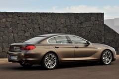 BMW 6 sērijas Gran Coupe, 4 durvis kupejas foto attēls 14