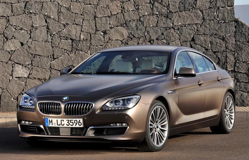 BMW 6 sērija 2012 foto attēls