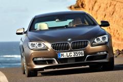 BMW 6 sērijas Gran Coupe, 4 durvis kupejas foto attēls 11