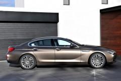 BMW 6 sērijas Gran Coupe, 4 durvis kupejas foto attēls 10