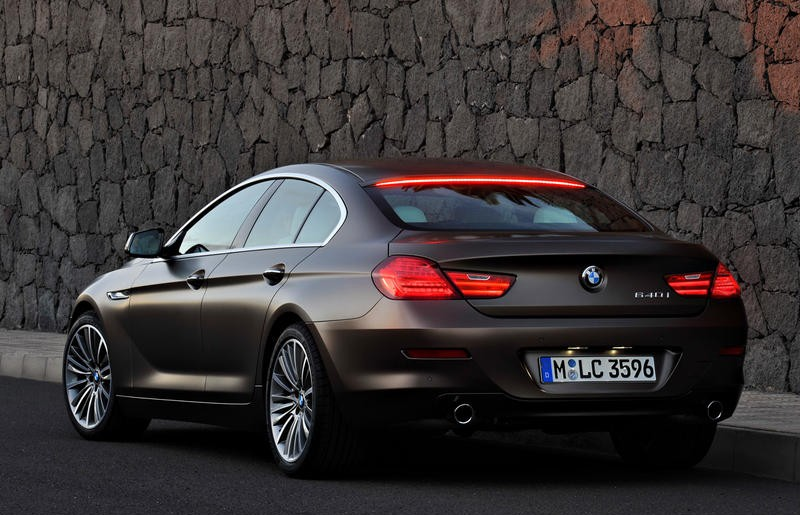 BMW Series Gran Coupe Door Coupe Reviews - 2012 bmw 4 series