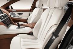 BMW 6 sērijas Gran Coupe, 4 durvis kupejas foto attēls 7
