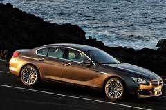 BMW 6 sērijas Gran Coupe, 4 durvis kupejas foto attēls 6