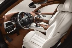 BMW 6 sērijas Gran Coupe, 4 durvis kupejas foto attēls 4