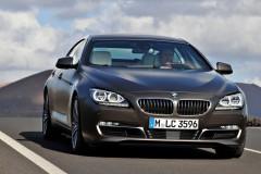 BMW 6 sērijas Gran Coupe, 4 durvis kupejas foto attēls 2