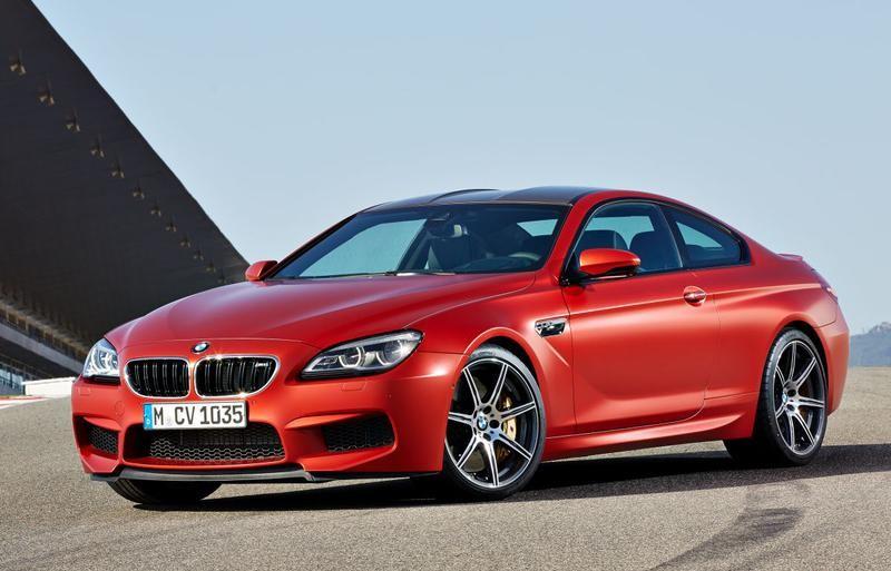 BMW 6 sērija 2015 foto attēls