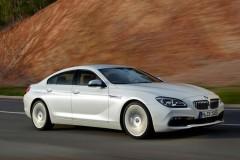 BMW 6 sērijas Gran Coupe, 4 durvis kupejas foto attēls 15