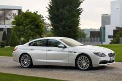 BMW 6 sērijas Gran Coupe, 4 durvis kupejas foto attēls 8
