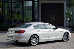 BMW 6 sērijas Gran Coupe, 4 durvis kupejas foto attēls 5