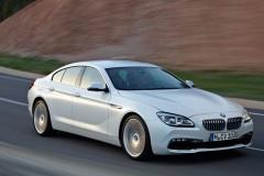 BMW 6 sērijas Gran Coupe, 4 durvis kupejas foto attēls 3
