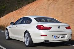 BMW 6 sērijas Gran Coupe, 4 durvis kupejas foto attēls 16
