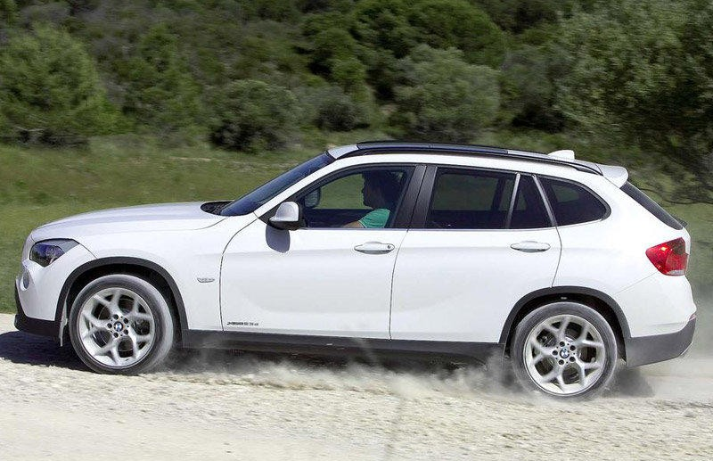 BMW X E Reviews Technical Data Prices - 2009 bmw x1