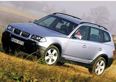 bmw x3 e83 2004 2006 reviews technical data prices. Black Bedroom Furniture Sets. Home Design Ideas