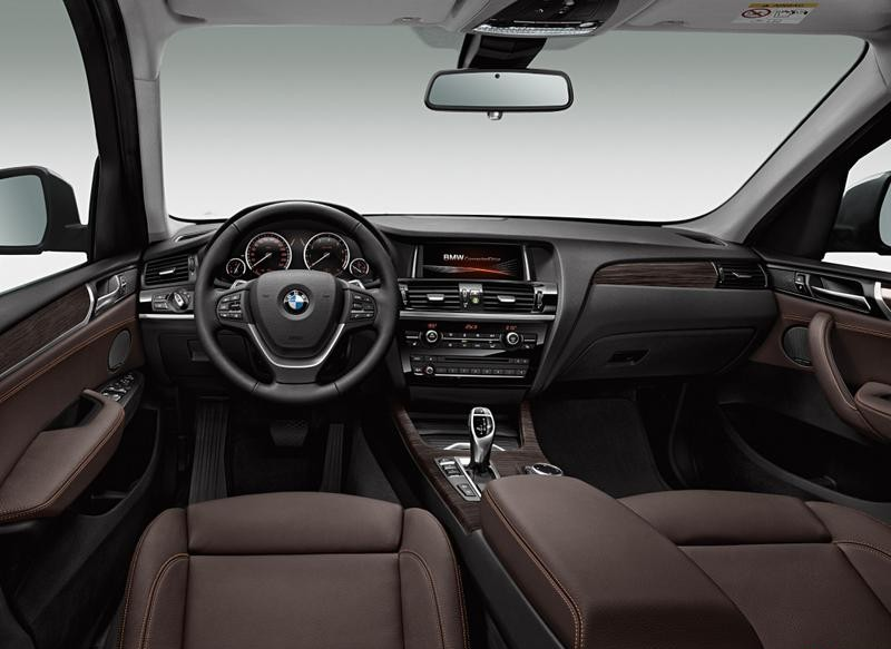 Ben noto BMW X3 F25 2014 - reviews, technical data, prices NZ48