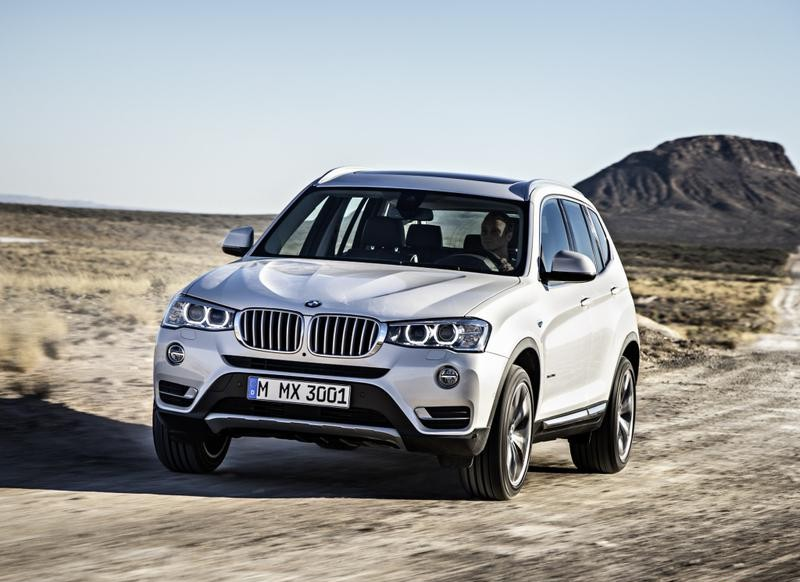 BMW X3 F25 2014 - reviews, technical data, prices