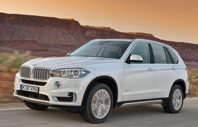 Bmw X5 F15 2013 Reviews Technical Data Prices
