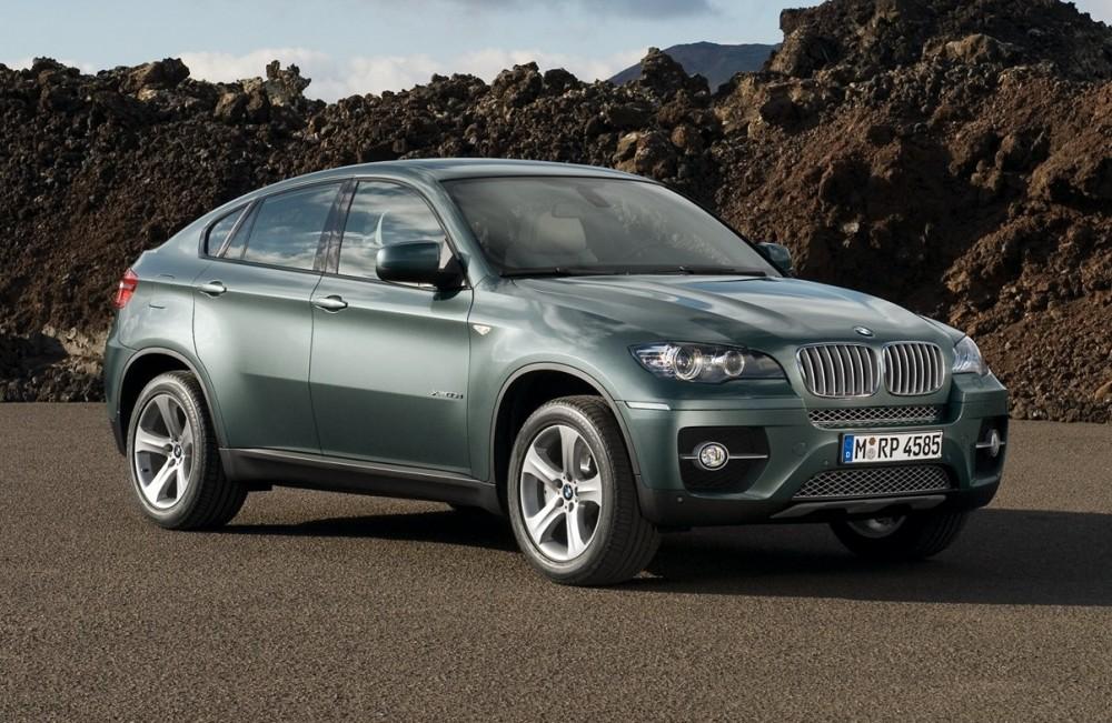 BMW X6 2008 foto attēls