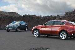 BMW X6 E71 foto attēls 9