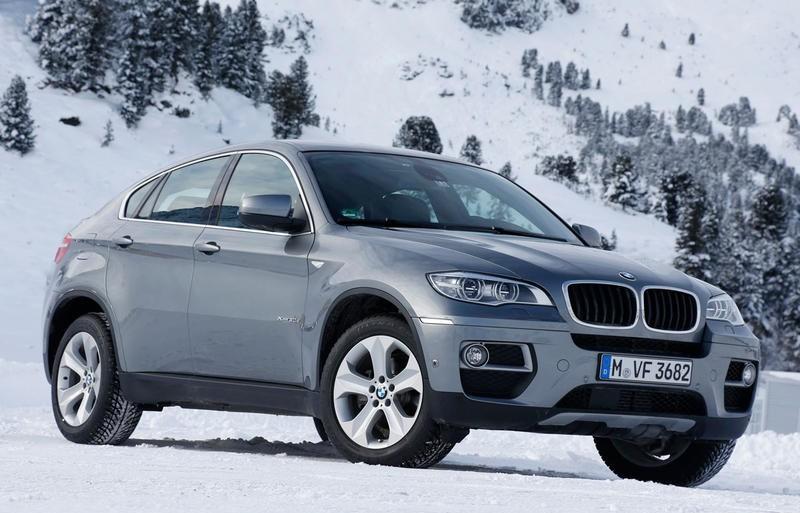 BMW X6 2012 foto attēls