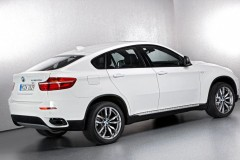 BMW X6 E71 foto attēls 11