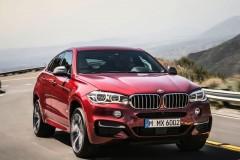 BMW X6 F16 foto attēls 18