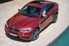 BMW X6 F16 foto attēls 21
