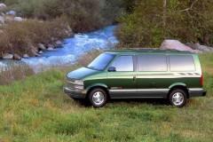 Chevrolet Astro minivena foto attēls 3