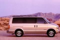 Chevrolet Astro minivena foto attēls 1