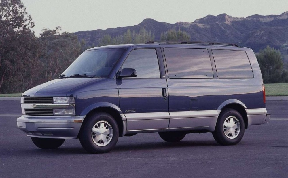 Chevrolet Astro 1995 photo image