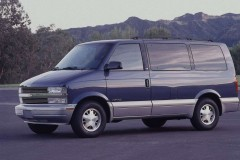 Chevrolet Astro minivena foto attēls 7