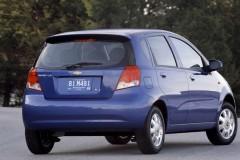 Chevrolet Aveo hatchback photo image 1